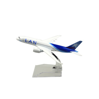 Chile LAN Boeing 747 16cm Airplane Models Child Birthday Gift Plane Models Toys Price Philippines