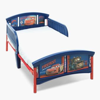 Baby Company Lightning McQueen Toddler Bed (Red/Blue) Price Philippines