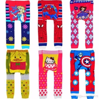 Busha Pants Pack Assorted Fictional Character (2-3 years) Price Philippines