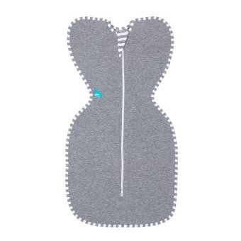 Harga Love to Dream Swaddle UP Original (Grey)