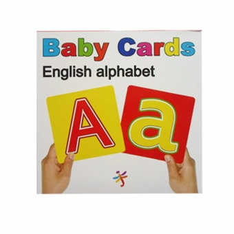 Baby Cards Alphabet Flashcards Educational Card for Babies (Multicolor) Price Philippines