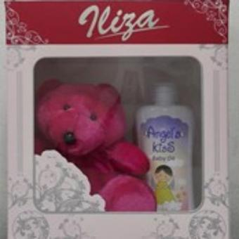 Angels KIss Baby Oil(100ml) plus Teddy Bear Price Philippines
