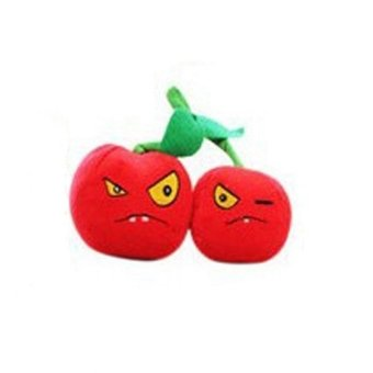 Plants vs Zombies PVZ Figures Plush Baby Staff Toys Stuffed Soft Double Cherry Price Philippines