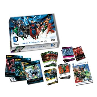 DC Comics Deck-Building Game Price Philippines