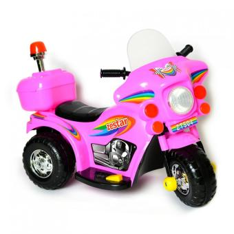 Appliance Galore ZT504 Electric Motorcycle (Pink) Price Philippines