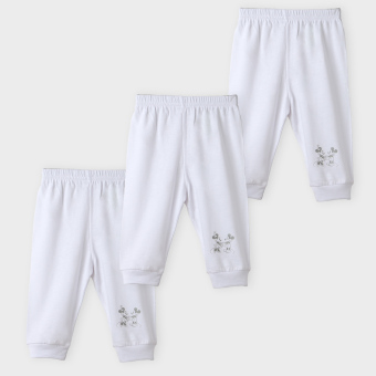 Disney Babies Mickey 3-Piece Pajama Set (White) Price Philippines
