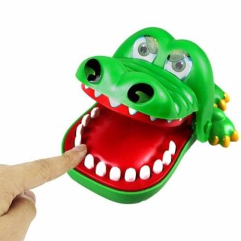 Harga Crocodile Dentist Bite Finger Game