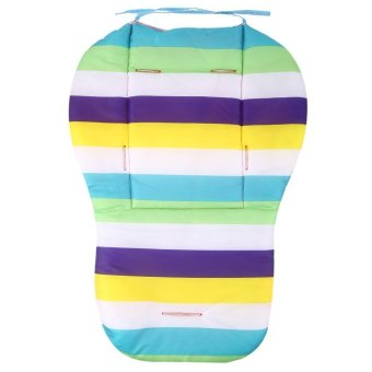 Babies Stroller Seat Pad Rainbow Pattern Price Philippines