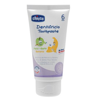 Chicco Toothpaste Apple-Banana 50ml Price Philippines