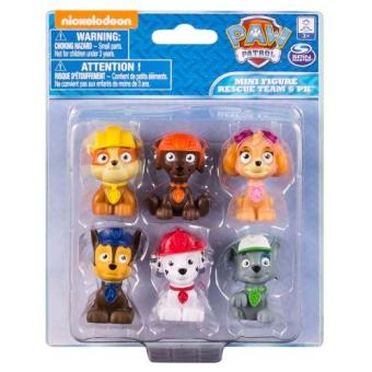 Paw PVC Pups 6-Pack Price Philippines