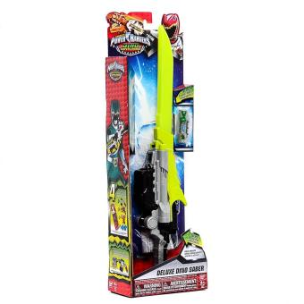 Harga Power Rangers Dino Super Charge Deluxe Dino Saber