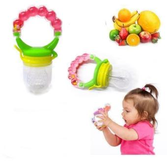 Harga FRUIT FEEDER With RATTLE Pacifier