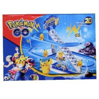 Pokemon Go Climb Stair and Slide Toy Set NO. 2686-32 Price Philippines