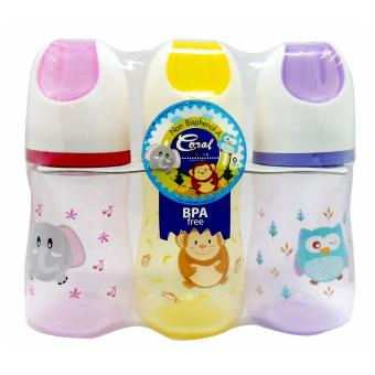 04oz Coral Babies Tinted Character Feeding Bottle Price Philippines