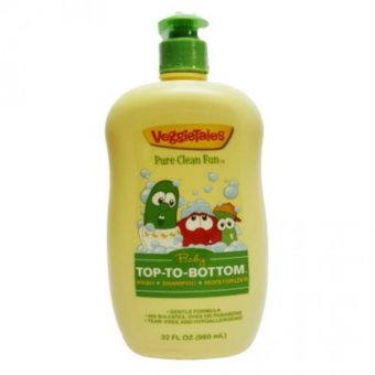 Harga Veggietales Baby Top-To-Bottom 32oz