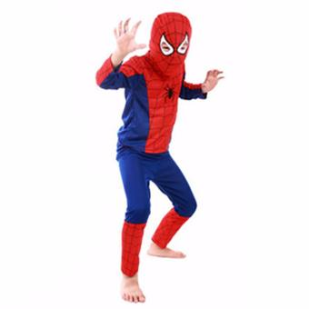 Spider-Man Kid Costume (Age 3-5 years old) (Medium) Price Philippines