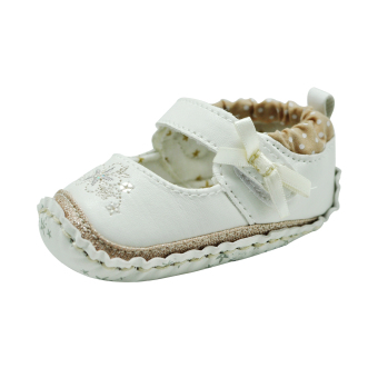 Enfant Baby Girl Shoes (Cream) Price Philippines