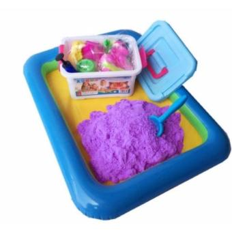 Harga Kinetic Sand Playset