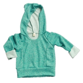 Thin Pullover Hoodie Sweater for Spring Autumn (Green) (Intl) Price Philippines