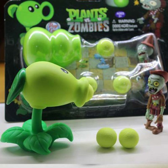 kids Toys Plants vs. Zombies Foam Balls(Pea) Price Philippines