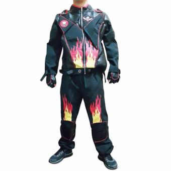 Motocross Racer Costume (Large) (Age 12-14 Years Old) Price Philippines