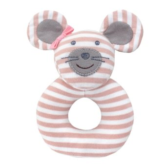 Organic Farm Buddies ballerina Mouse Rattle Multicolor Price Philippines
