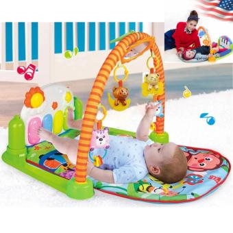 LAZADA BEST Discover 'n Grow Kick and Play Piano Gym Price Philippines
