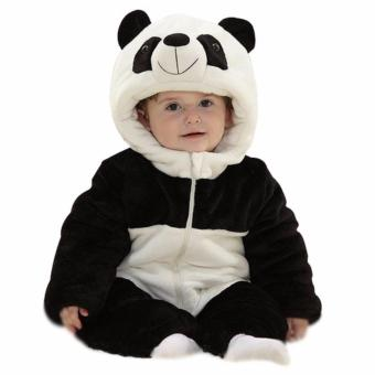 Black Panda Blanket Sleeper (Age 1-3 Years Old) Price Philippines