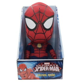Harga Marvel Talking Spiderman Plush (Medium)
