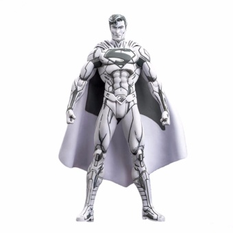 Harga DC Comics Blueline Superman Limited Ed Jim Lee Sketch Action Figure