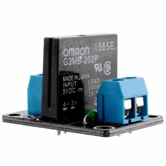 1 Channel OMRON SSR High Level Solid State Relay Module 250V 2A For Arduino Price Philippines