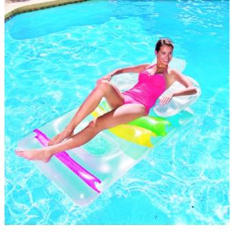 Harga King's Inflatable Kool Lounge Swimming Pool Float Bed 43011