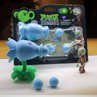kids Toys Plants vs. Zombies Foam Balls(Ice) Price Philippines