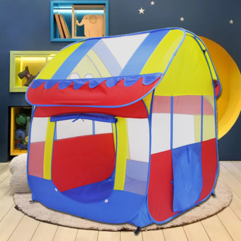 Indoor princess big house children's toys house folding tent children tent