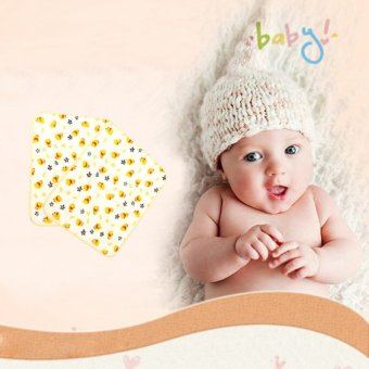 Infant Baby Bed Mattress Waterproof Cotton Baby Nappy Change Sheet Protector (L)