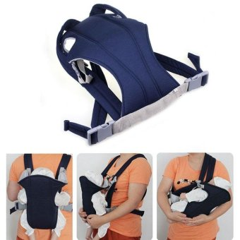 Infant Baby Carrier Newborn Kid Wrap Backpack Comfort Sling - intl