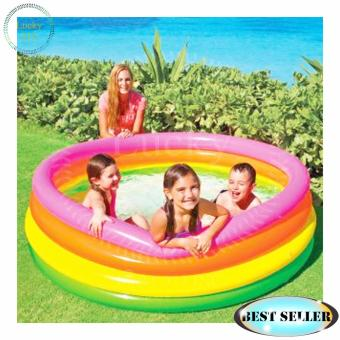 Inflatable Round Swimming Pool - 2