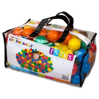 Intex 100 Fun Ballz