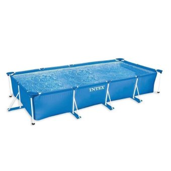 Intex Rectangular Frame Pool 4.50M x 2.20M x 84CM