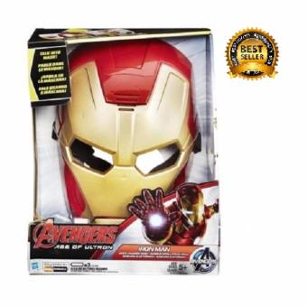 Iron Man Mask Voice Changer by HASBRO