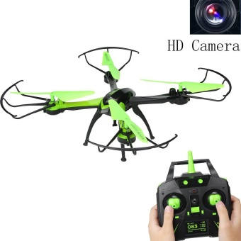 JJRC H98 RC DRONE 2.4G 4CH Gyro with 0.3MP Camera 3D Flip C6H5Green - intl Price Philippines