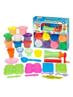 JollyChic Kid's Plasticine Animals Ice Cream Cake Safe DIY ClayKid's Toy-Ice Cream - intl - 2