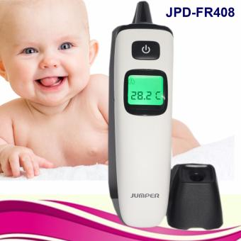 Jumper JPD-FR408 Infrared Dual-Mode Thermometer (WHITE) Price Philippines