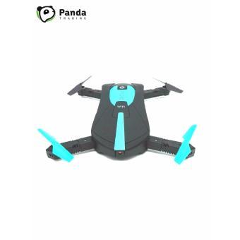 JY018 Portable Elfie Pocket Wifi FPV Gravity Air Drone Version 2