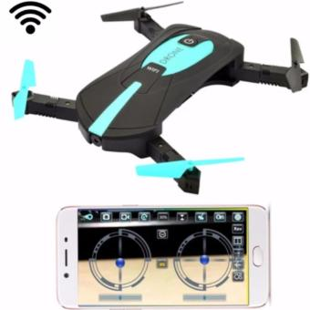 JY018 Portable HD Camera Wifi and 2.4 G Multi-band Control SystemPocket Drone