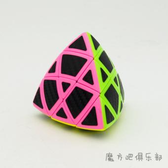 Kathrine mirror pyramid oblique to hot wheels five cube