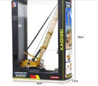 KDW full alloy cable model crane