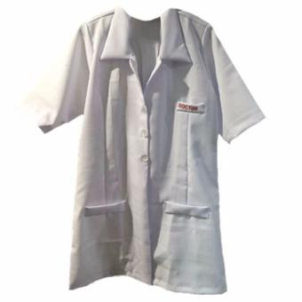 Kids Unisex Career Doctor Physician Costume S (Ages 5 to 6) Price Philippines
