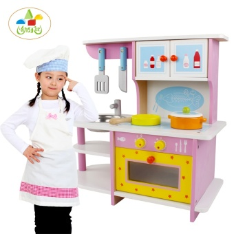 Kids' Pretend Play Kitchen Utensil Toys