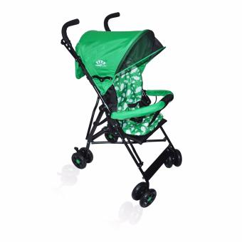 Kidsplay Simple Stroller Green